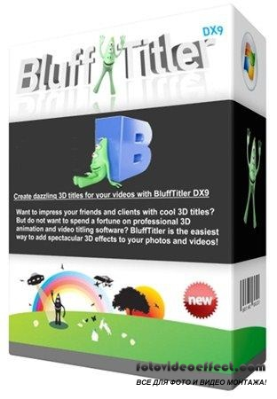 BluffTitler DX9 iTV 8.4.0.1