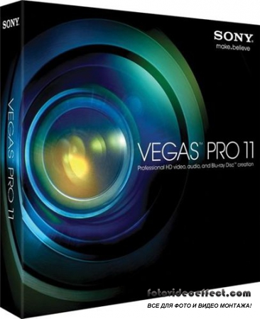 Sony Vegas Pro 11.0 Build 700 Portable by punsh