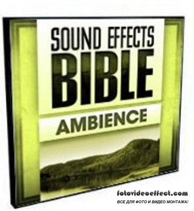 Sound Effects Bible Ambience WAV-MAGNETRiXX