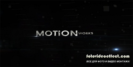 Typo Nitron - After Effects Project