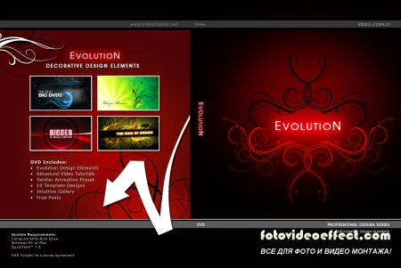 Video Copilot Evolution Pack