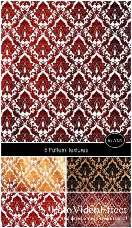 5 Pattern Textures.