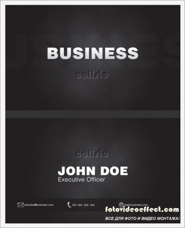 Business Card - GraphicRiver