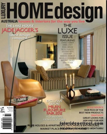 Luxury Home Design Vol.15 №3 2012