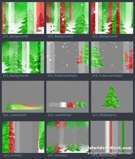 Editor's Toolkit 9: Christmas Tools set 223