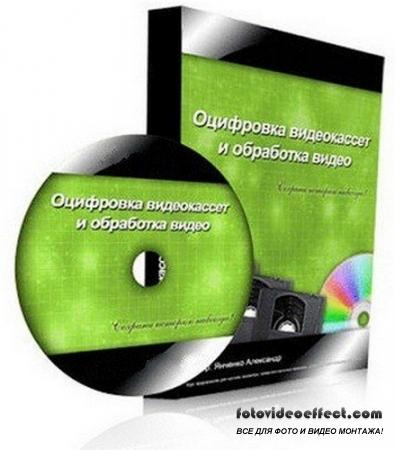 Видеокурс «Оцифровка видеокассет и обработка видео» (2012)